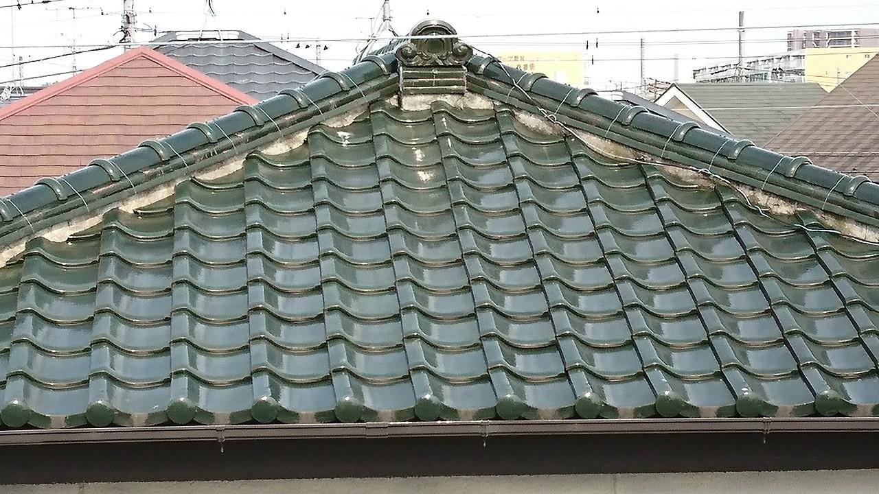 かわら屋根2