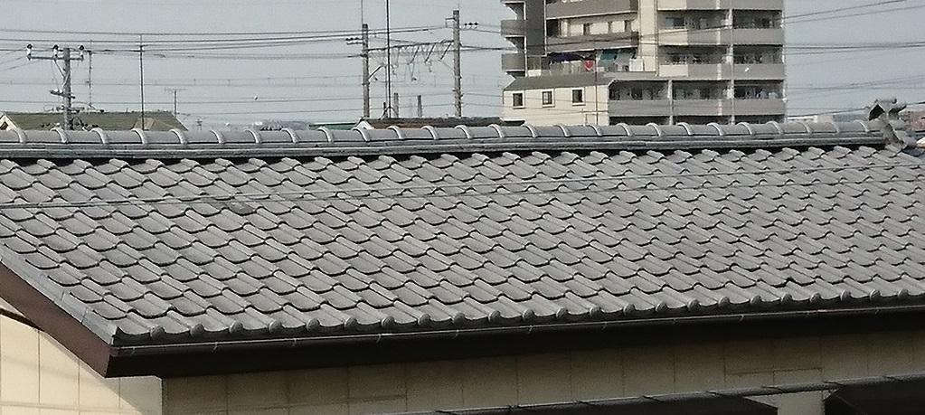 かわら屋根1